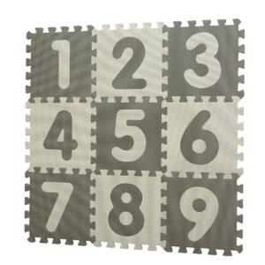 Playmat w. Numbers by BabyDan