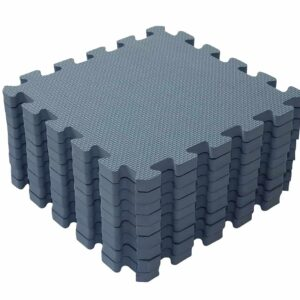 Dusty Blue Playmat by BabyDan