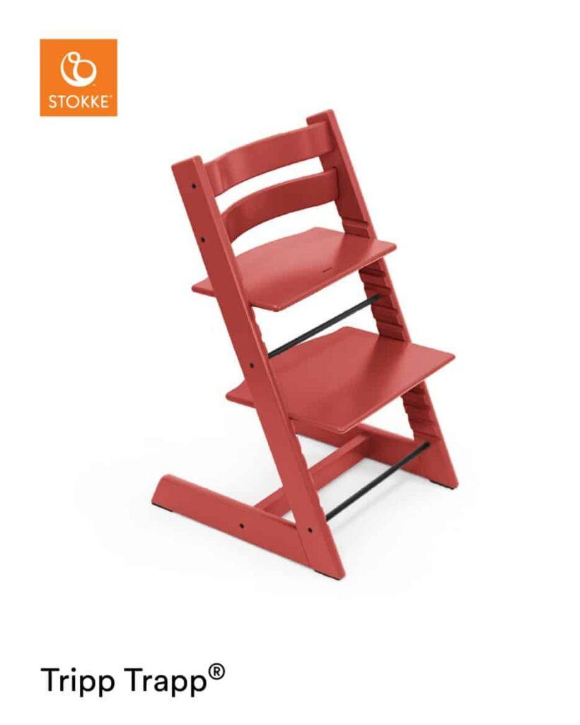 Stokke® Tripp Trapp® Højstol  -  Warm Red