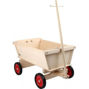 Small foot Trækvogn til Dukke