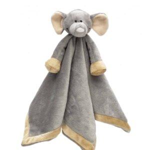 Diinglisar nusseklud elefant