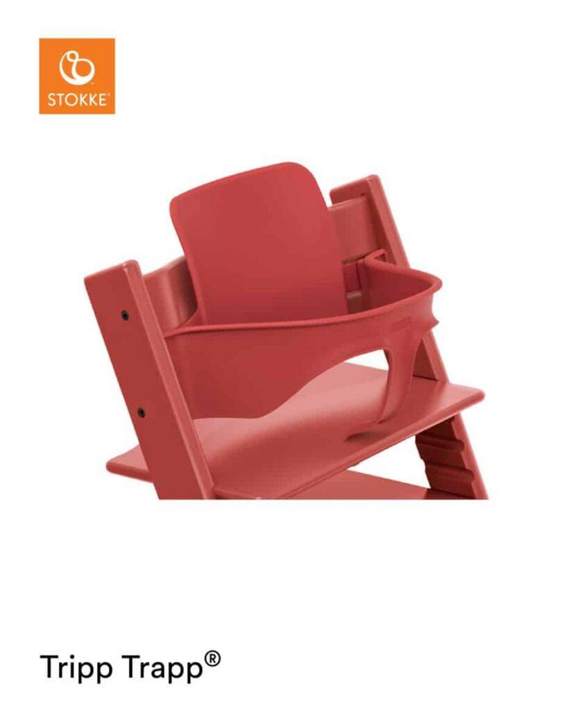 Tripp Trapp Baby Set - Warm Red