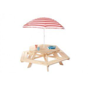 Pinolino Børne Havemøbelsæt til 6 personer