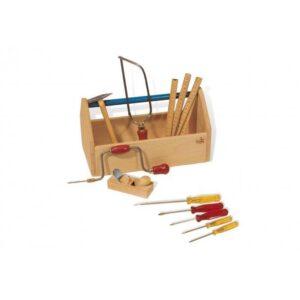 Pinolino Værktøjskasse 11 Dele