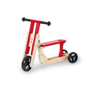 Pinolino Kombi Løbehjul Trehjulet- og Løbecykel