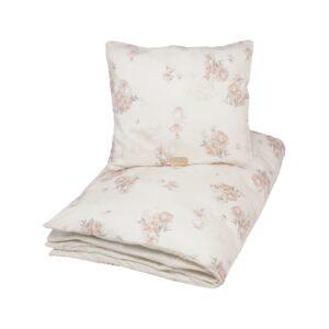 Maseliving Baby sengetøj Ballerina Flower