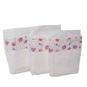 HF Diapers 3 pcs