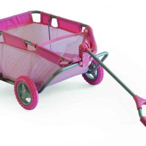 HF Doll Handcart