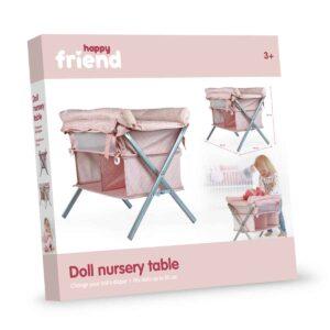 HF Nursery Table