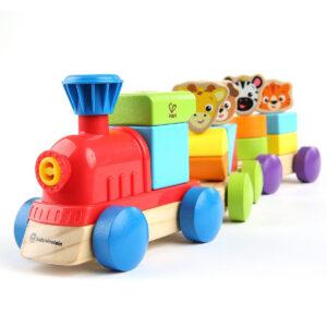 Hape Baby Einstein Wooden Train