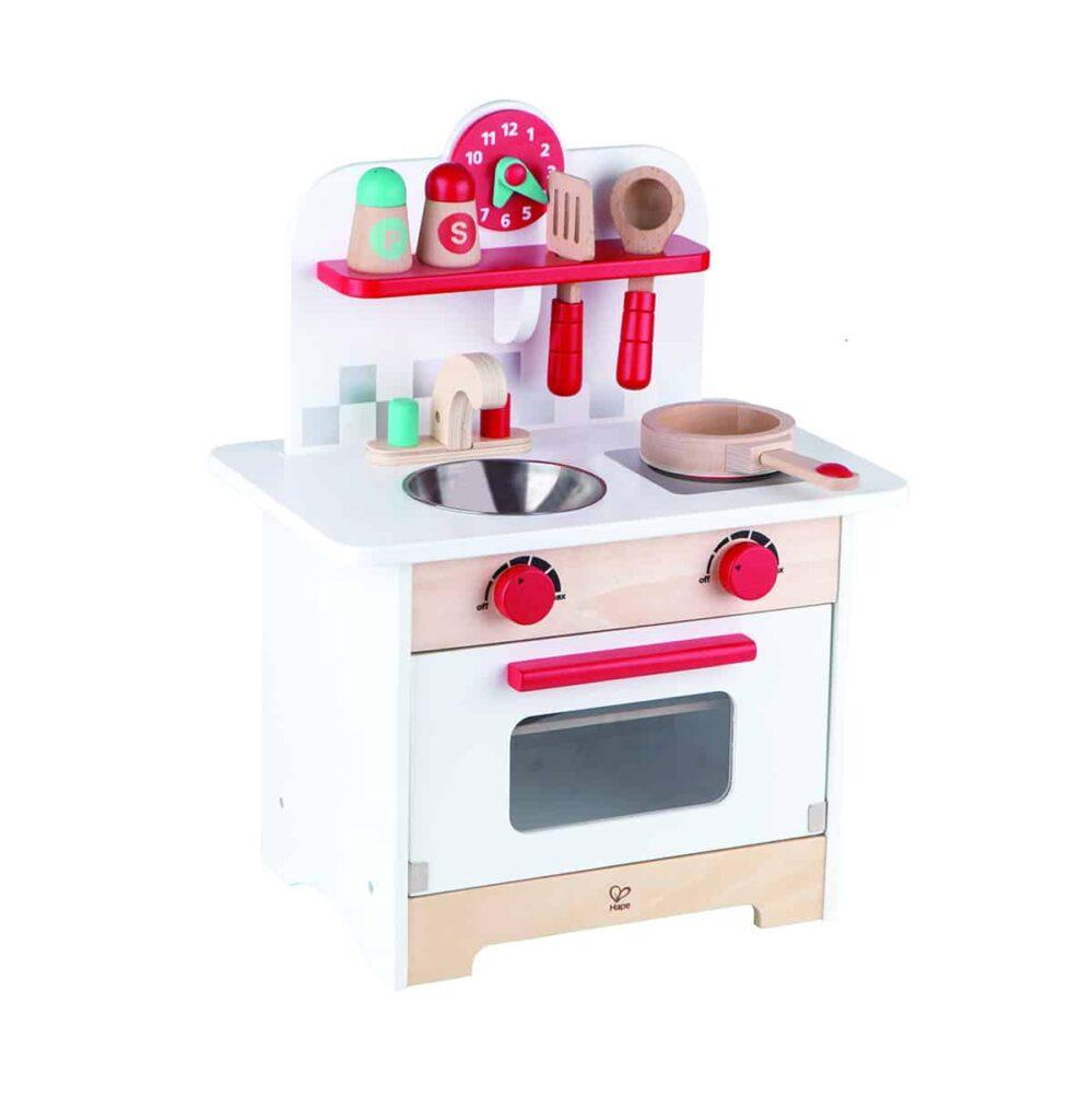 Hape Retro Gourmet Kitchen white