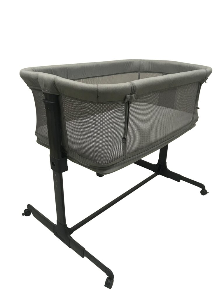 Safe Multi Crib by Babydan (Grey Mesh)