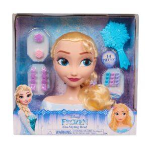 Elsa sminkehovede