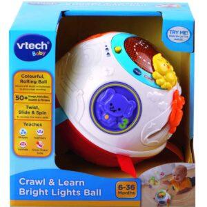 Vtech Baby kravle- og lærebold