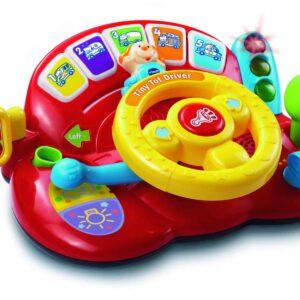 V-Tech Baby Tiny Tot Driver