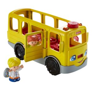 Fisher Price Sit with Me School Bus
