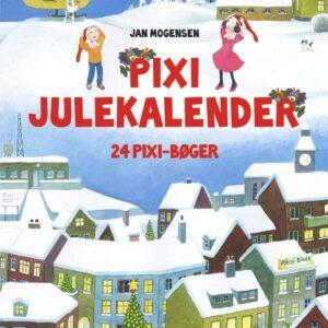 Pixi julekalender med 24 bøger