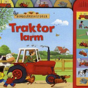 Traktorlarm med lyd