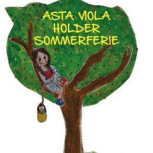 Asta Viola holder sommerferie