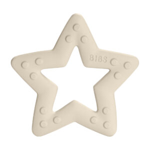 BIBS Baby Bitie Star Ivory
