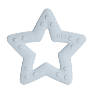 BIBS Baby Bitie Star Baby Blue