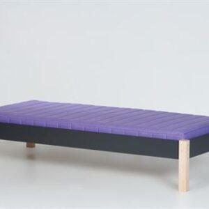 Briks (uden lamelbund) seng 120 x 200 cm