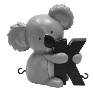 K bogstav med koala til navnetog