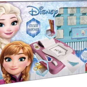 Klistermærke maskine Frozen