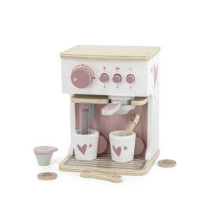 Label-Label - Espresso - Pink