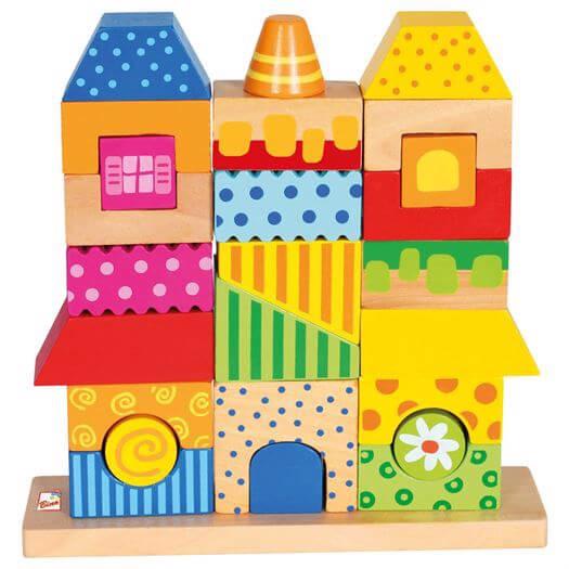 Puslespils Hus 3D - Bino Toys