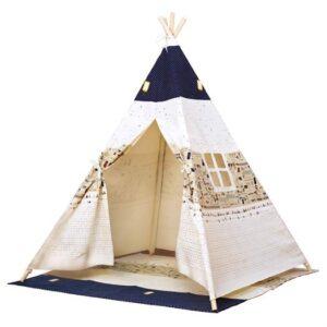 Tipi Telt - Bino Toys