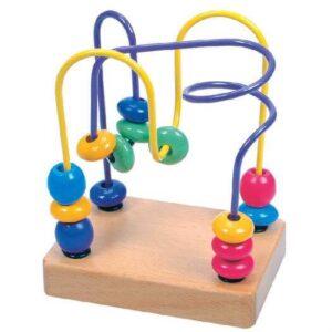 Aktivitetslabyrint - Bino Toys