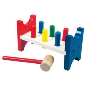 Hammerbræt - Bino Toys