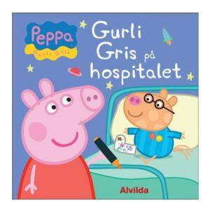 Alvilda Gurli Gris på hospitalet