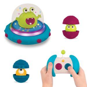 B Toys Fjernstyret Bumper rumskib