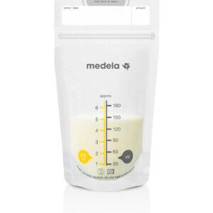 Medela Opbevaringsposer For Brystmælk (50 stk)