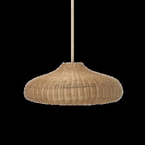 ferm Living Flettet lampeskærm - Natural