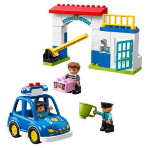 LEGO Politistation