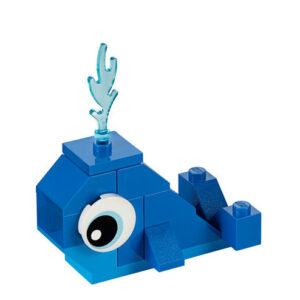 LEGO Kreative blå klodser