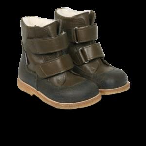 Angulus TEX-støvle med velcro lukning - 8898