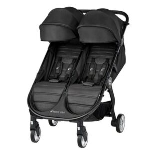 Baby Jogger City Tour 2 Double Klapvogn - jet