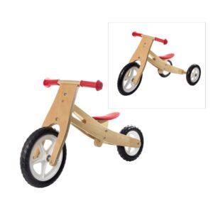 Oxybul Trehjulet 2-i-1 Træcykel