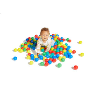 Oxybul 100 Ekstra Plastikbolde