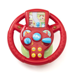 Oxybul Barnets Første Køretime