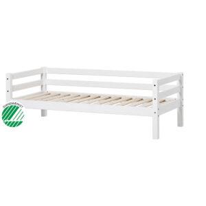 Hoppekids Basic Juniorseng - 70 x 160 Cm - Hvid