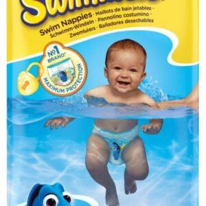Huggies Litlle Swimmers Svømmebleer (2/3)
