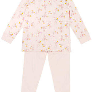 BeKids Pyjamas langærmet med print - 596