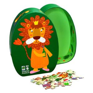 Barbo Toys Løve - Deco Puslespil