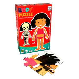 Barbo Toys Kropspulsspil -PIGE