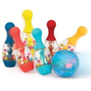 B Toys Lets Glow Bowling